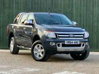 2014 Ford Ranger 2.2 TDCi Limited 2 Double Cab Pickup 4x4 4dr (EU5) Pick Up Dies