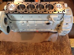 CUMMINS 210 HP 6BT MARINE SHORT & LONG BLOCK AVAILABLE