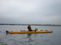 kayak de mer rapide et excurtion  marque prijon modeel yukon exp