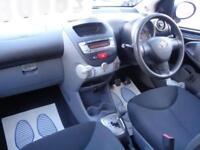 2007 TOYOTA AYGO Vvt i Black M m 1 Auto