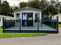 Carnaby Chantry Lodge Fantastic Luxury Static Caravan for sale by the sea 2 bed