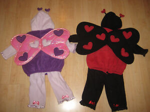Hallowe'en Costumes NEW WITH TAGS (3mos - 3yrs) Cambridge Kitchener Area image 4