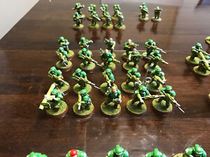 Warhammer 40k Imperial Guard Army For Sale London Ontario image 3