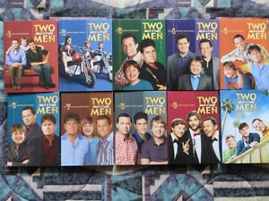 TWO AND A HALF MEN, SEASON ONE TO TEN, LIKE NEW Kitchener / Waterloo Kitchener Area image 1
