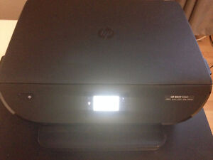HP Envy 5540 All-in-One Printer with ink, purchased new in Feb