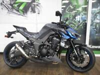 KAWASAKI Z1000 ABS - FREE SCORPION CANS 4 Year warranty