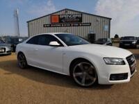 Audi A5 TFSI QUATTRO S LINE BLACK EDITION