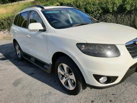 2012 hyundai Santa Fe Premium 7 seater
