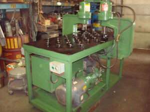 Franklin 50T Hydraulic C Frame Presses Punching units