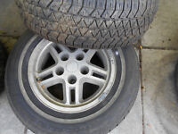 good all season tires with rims