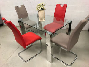 BIG SALE -- Brand new Dining set $259up( free delivery) $259.99
