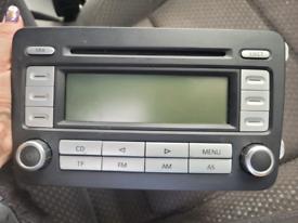 Vw golf mk5 stereo