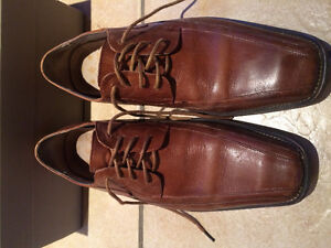 Leather shoes from Moores