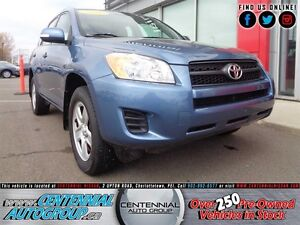 Toyota RAV4 4WD 4dr 4-cyl 4-Spd AT (Natl) 2011