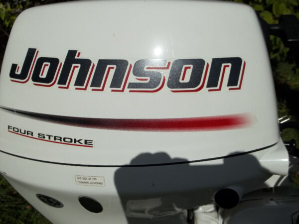 2005 Johnson J100L 4ST