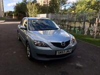 Mazda 3 TS Hatchback, Manual, Petrol, Low Mileage