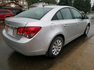 2011 Chevrolet Cruze in v good condition
