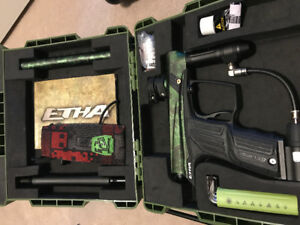 PAINTBALL EQUIPMENTS