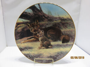 Will Nelson Collector Plates