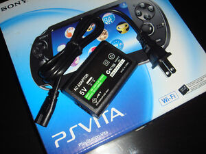 PS VITA-CHARGEUR/CHARGER-NO USB INCLUDED (NEUF/NEW)