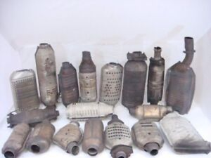 CASH for catalytic converters and take of DPF's $$$