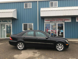 2007 MERCEDES-BENZ C280 4-MATIC AWD