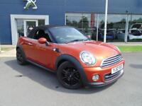 2012 MINI ROADSTER 1.6 Cooper 2dr