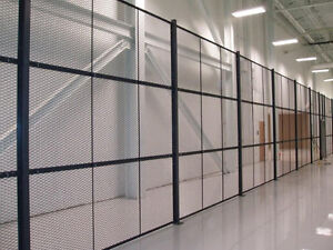 WELDED WIRE MESH INDUSTRIAL PARTITIONS | ALL SHAPES & SIZES Kitchener / Waterloo Kitchener Area image 1