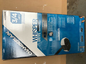 Chamberlain 3/4 HP Garage door opener