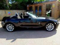 2008 BMW Z4 2.0i SE ROADSTER IN BLACK