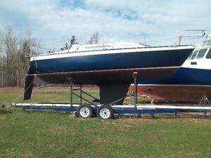 27' sailboat for sale