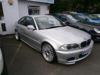 BMW 3 SERIES 330Ci SPORT (aluminium/silver) 2002