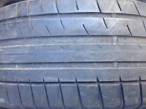 2 pneus été 255 40 R21