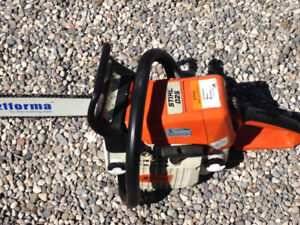 "Stihl 025 chainsaw ""great condition """