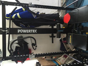 Power tech Cage and accessories