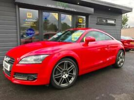 2009 TT Coupe 2.0TDI Quattro *Misano Red - Full History - Black Edition**