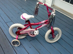 """Raleigh 12"""" Pixie bicycle"""