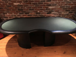 Game Night? Poker game table for sale♠️♥️♣️