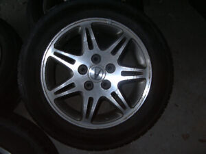 ACURA TL TIRES and RIMS