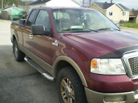 2005 Ford F-150 LARIAT $5500 CERTIFIED or $4400 As Is