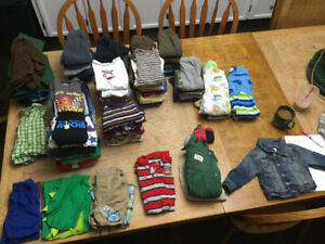 Boys clothes 6-9 months. Smoke and pet free home