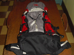 North face Northface expedition backpack sac de voyage a dos 75L