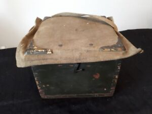 old army military box