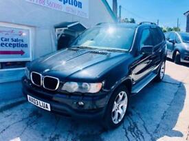 BMW X5 3.0d auto 2003MY Sport £3295!!