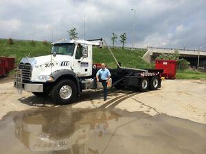 DZ Driver Roll Off Trucks