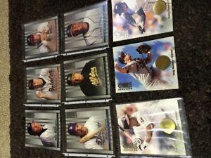 """oversized 8x10"""" baseball cards"""