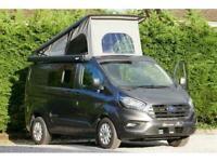 Ford Transit Custom 170ps Limited Auto Camper MRV Pop top Camper 2 manual diese