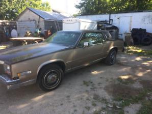1981 Cadillac El Dorado For Sale