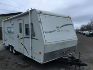 23ft jayco kiwi trailer