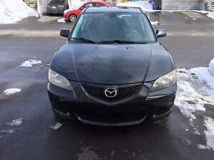 2004 Mazda3 Berline